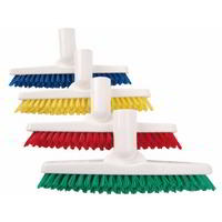 Hygiene grout brush head