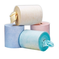 Smartwipe colour coded roll of cloths (2)