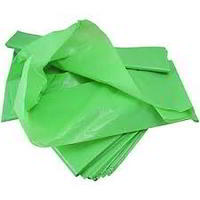 Green medium duty sacks CHSA 10kg 18x29x38 Sacks (200)