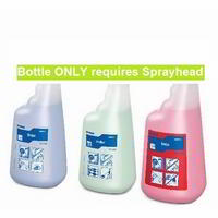Ecolab Screen printed 650ml spray bottle ONLY (12) BASE CODE ONLY