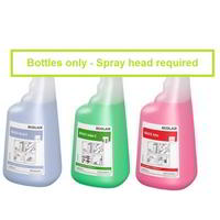 Ecolab Maxx range printed 650ml spray bottle (Each)
