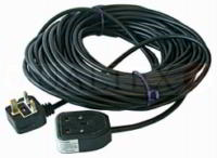 Extension lead 10 meter