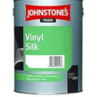 5 Litre Johnstone's Glo-Mul Vinyl Silk Emulsion Colours