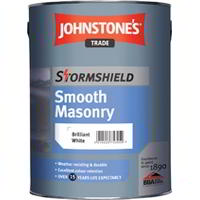 5 Litre Johnstone's Smooth Masonry Paint