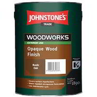 Opaque White Wood Finish Satin 2.5 Litre